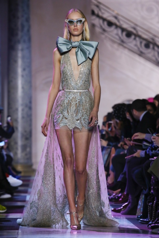 PFW Couture: Elie Saab SS18