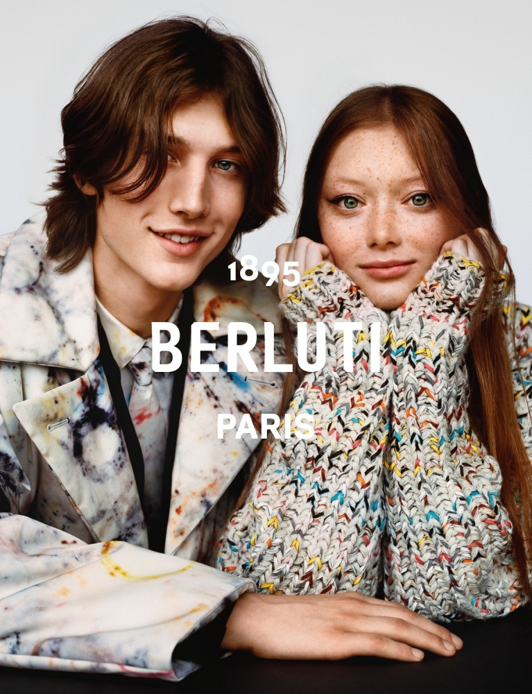 Berluti FW19 Campaign