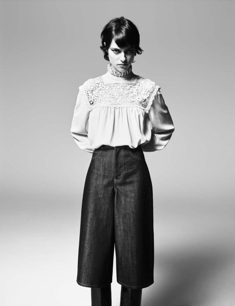 Vogue Netherlands: April Issue