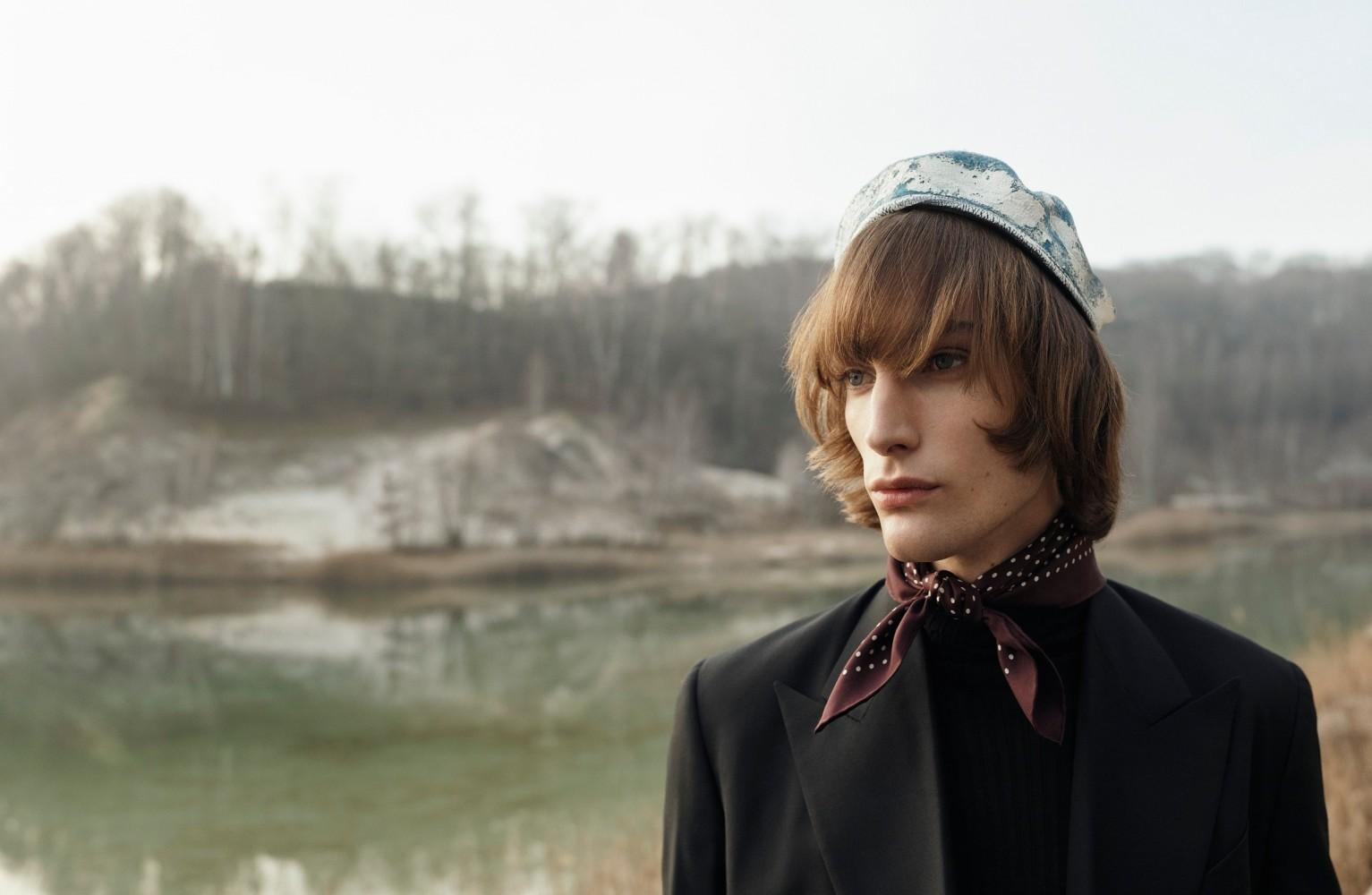Vogue Hommes Paris