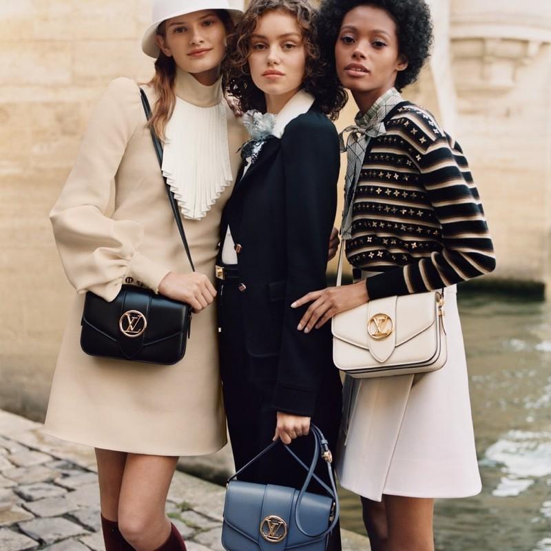 Louis Vuitton Pont 9 Campaign