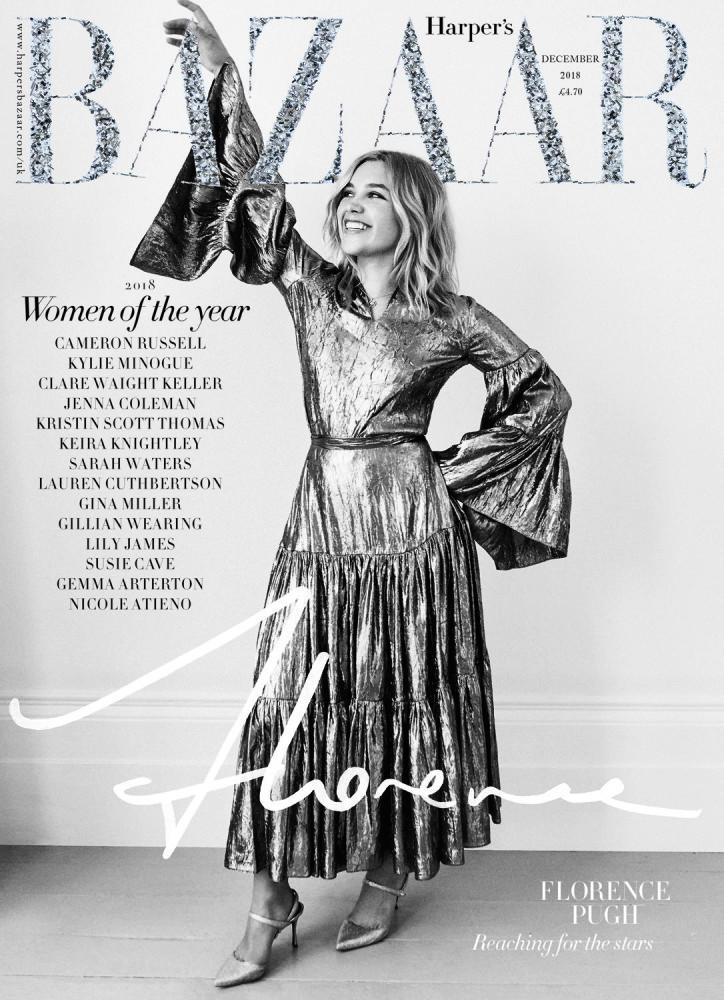 HARPER'S BAZAAR UK: WOMEN OF THE YEAR ISSUE