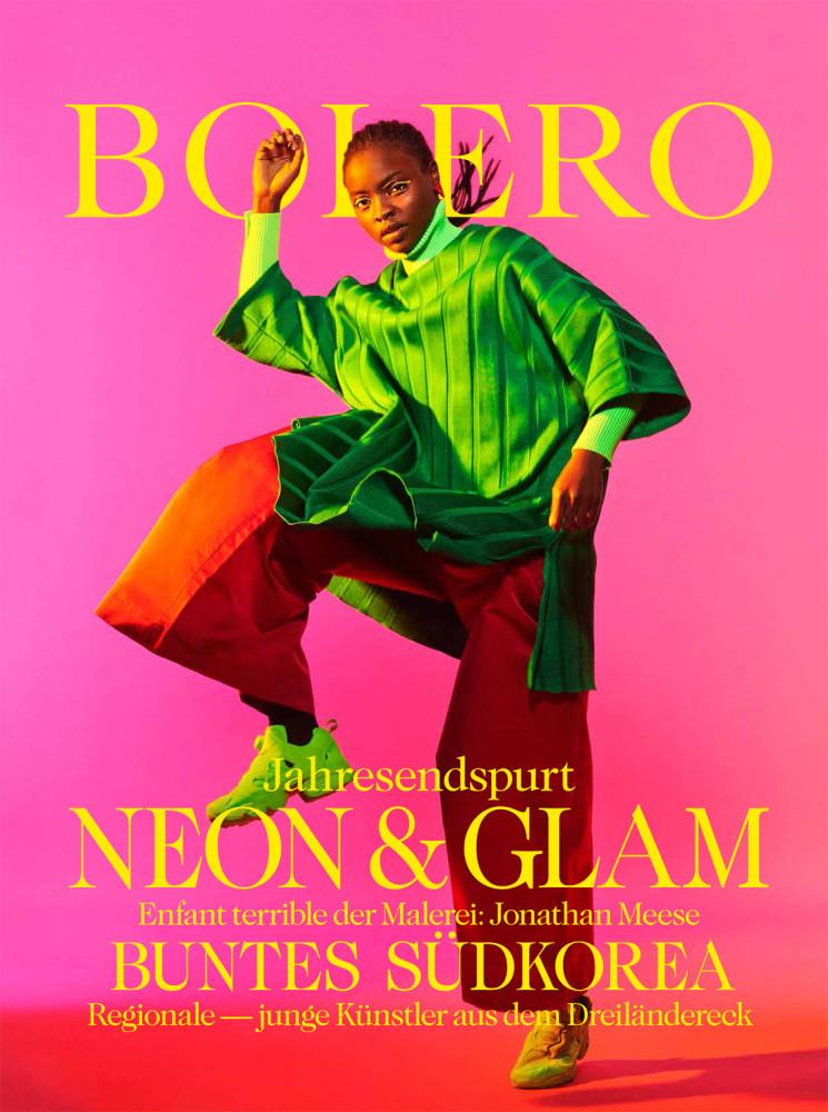 Bolero Magazine: December Issue