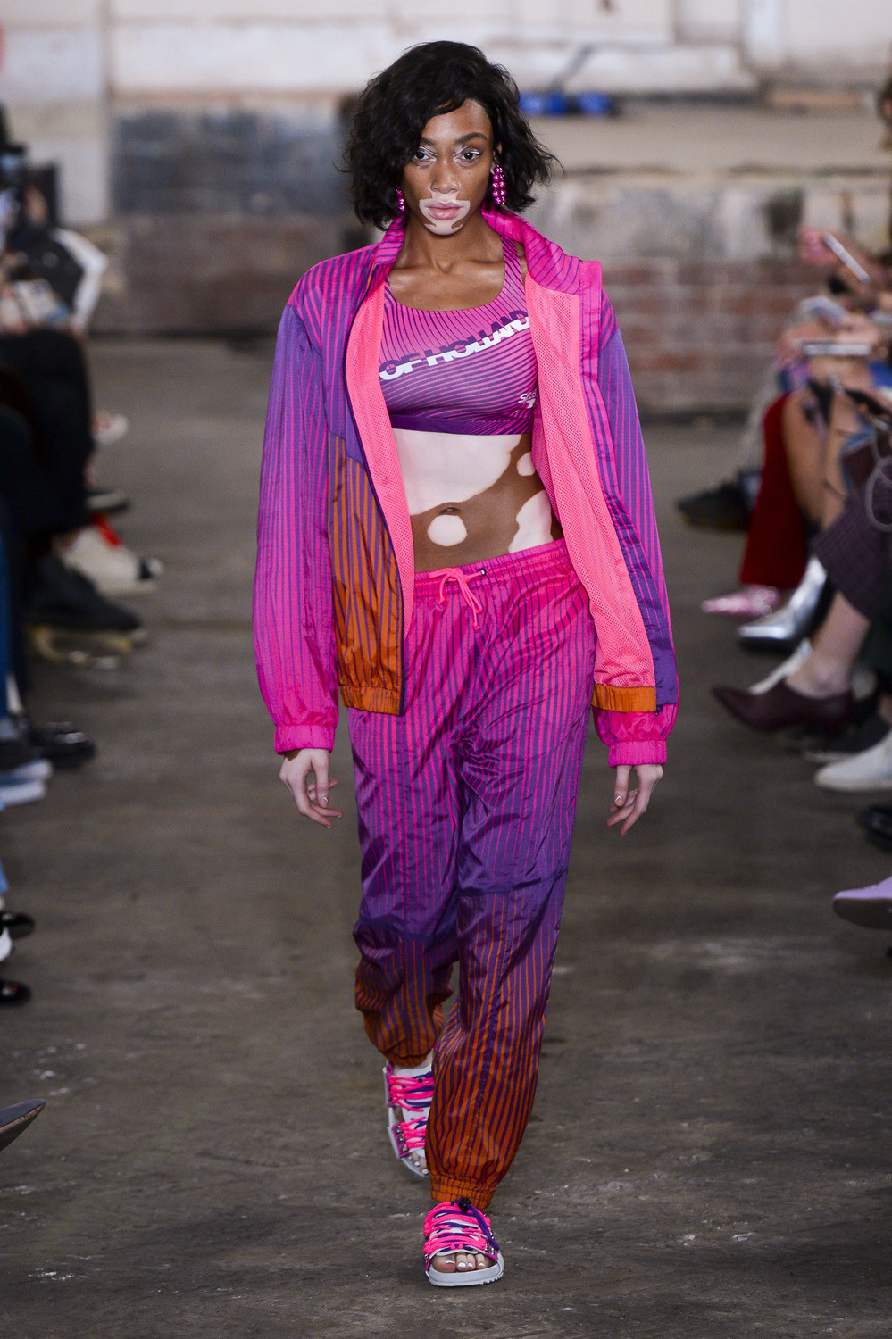 LFW: HOUSE OF HOLLAND SS19