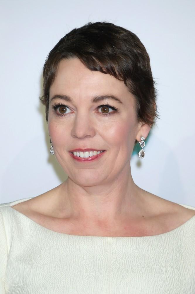 OLIVIA COLMAN: BAFTA'S 2019