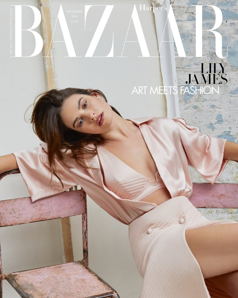 Harper's Bazaar: November Issue