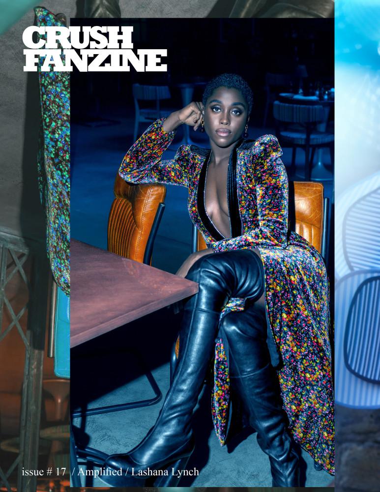 Crush Fanzine: Issue 17