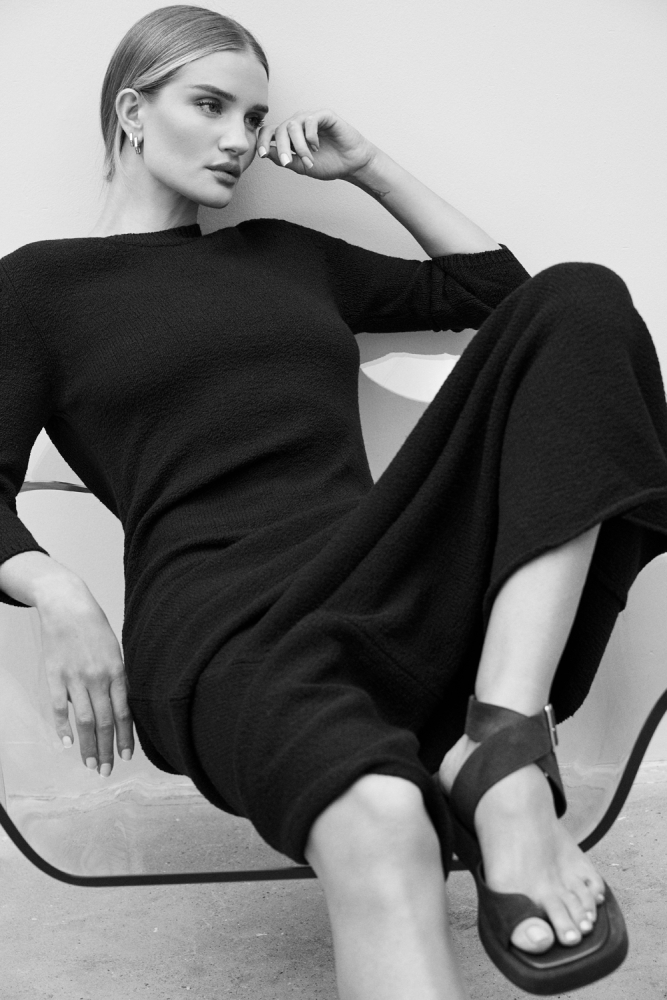 Rosie Huntington-Whiteley x Gia