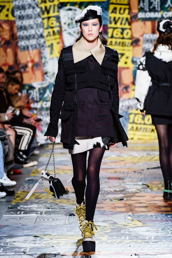 LFW: HOUSE OF HOLLAND A/W19
