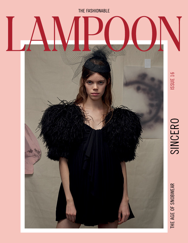 The Fashionable Lampoon: Issue 16