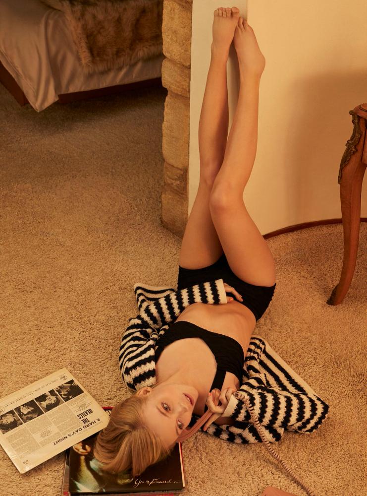 Harper's Bazaar: January Issue