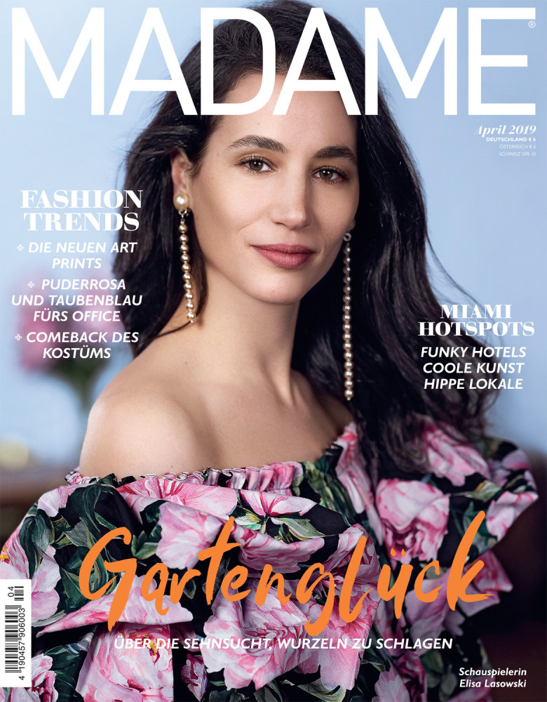 MADAME FIGARO: APRIL ISSUE