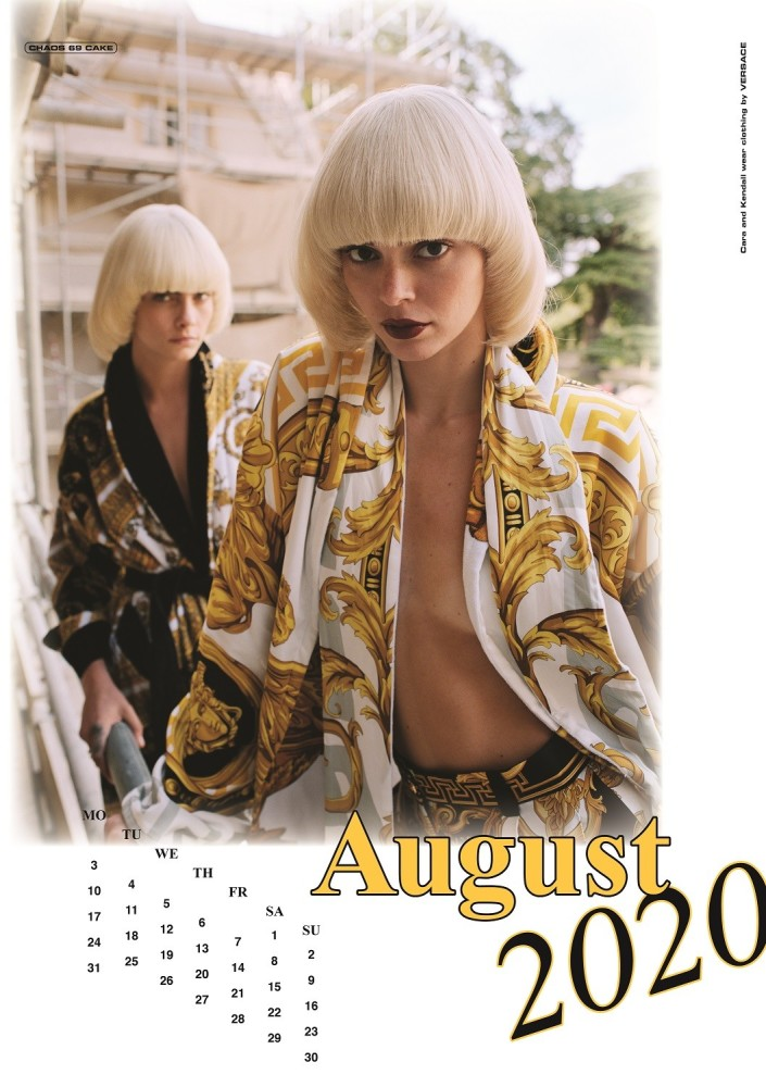 Chaos69 2020 Calendar