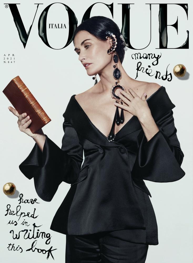 Vogue Italia: April Issue