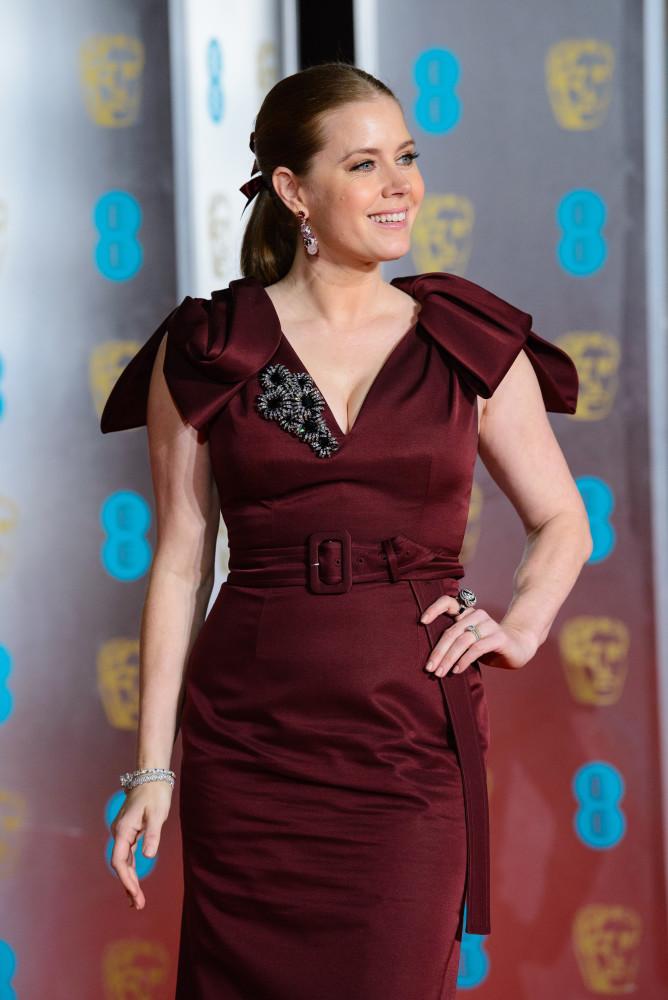 AMY ADAMS: BAFTA'S 2019