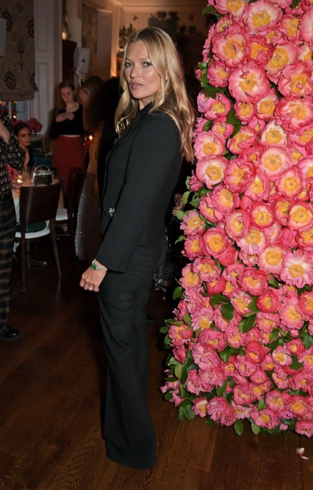 Kate Moss: Michael Kors Dinner