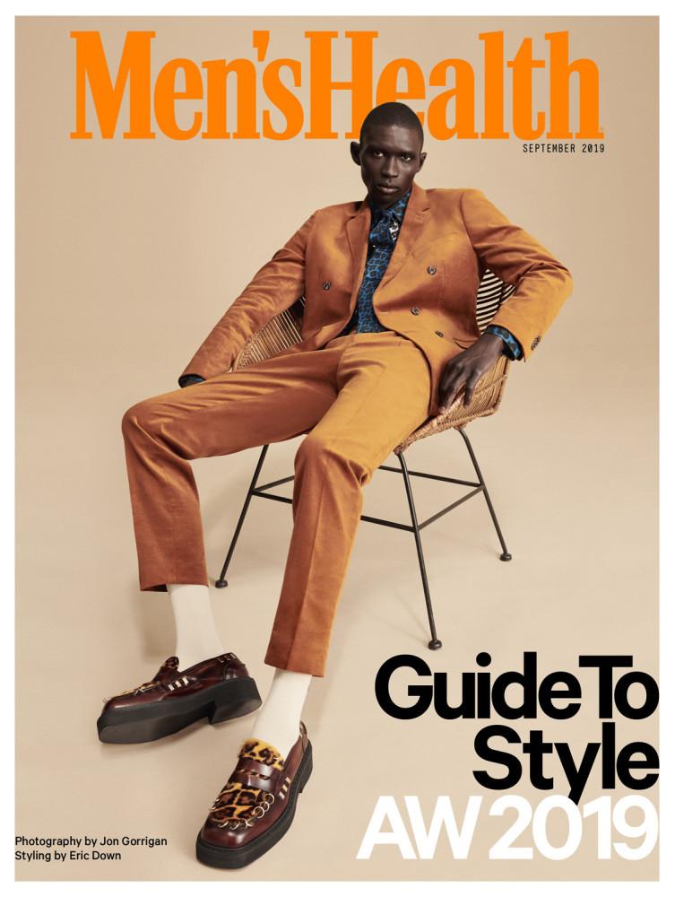 Men's Health: September Issue