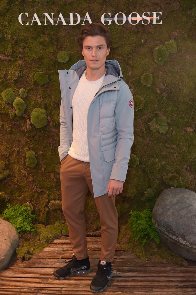 Canada Goose Spring Collection Launch - Paul Sculfor & Oliver Cheshire