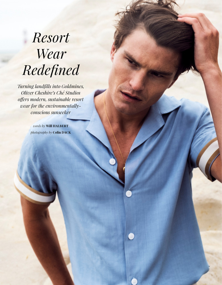 Essential Journal Cover- Oliver Cheshire