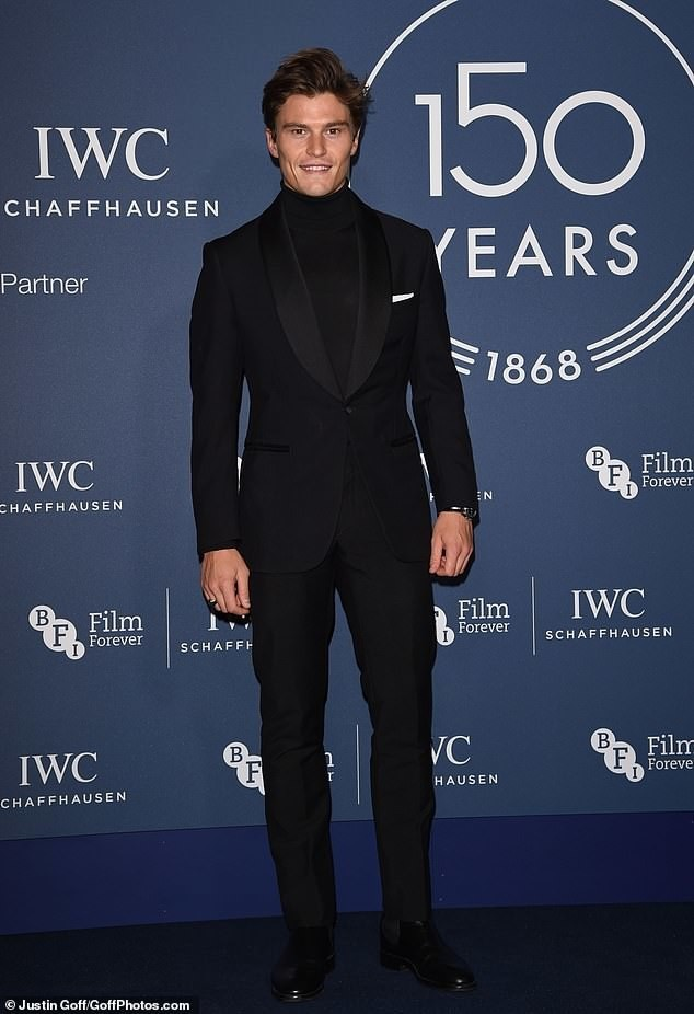 IWC Gala Dinner- Oliver Cheshire