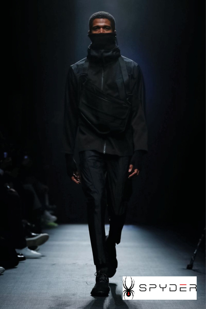 Milan Mens Fashion Week- Spyder Show AW19