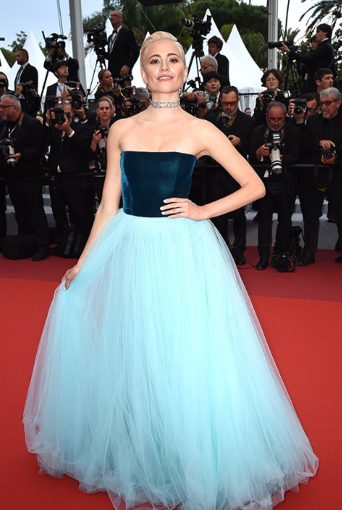 La Belle Epoque Red Carpet- Cannes 2019- Pixie