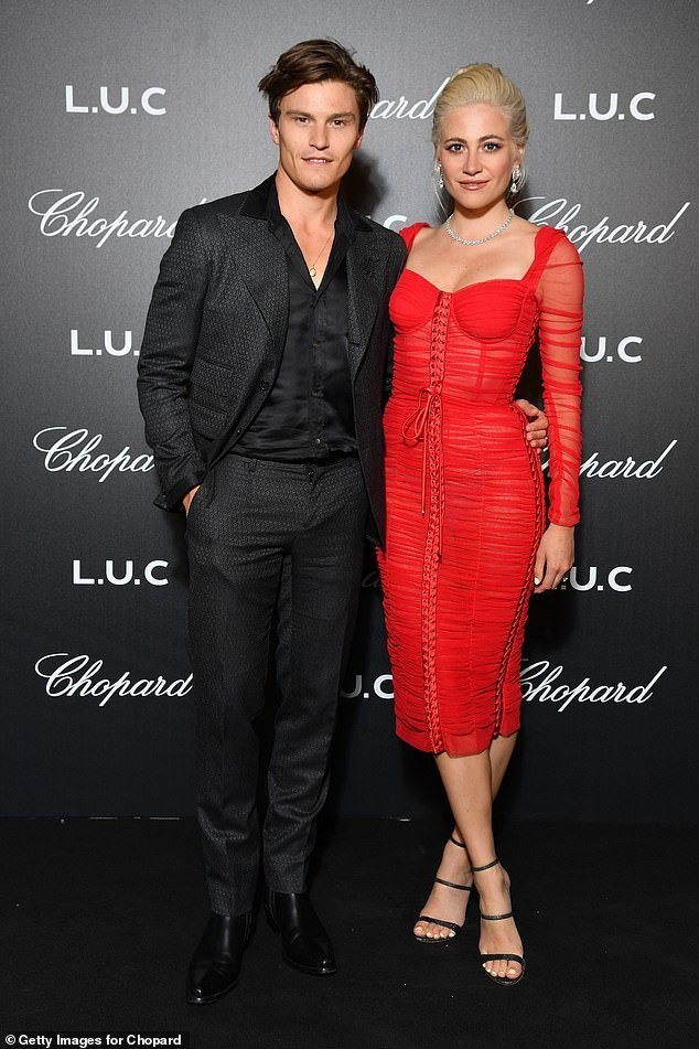 Chopard Gentleman's Party Cannes 2019- Pixie & Oliver