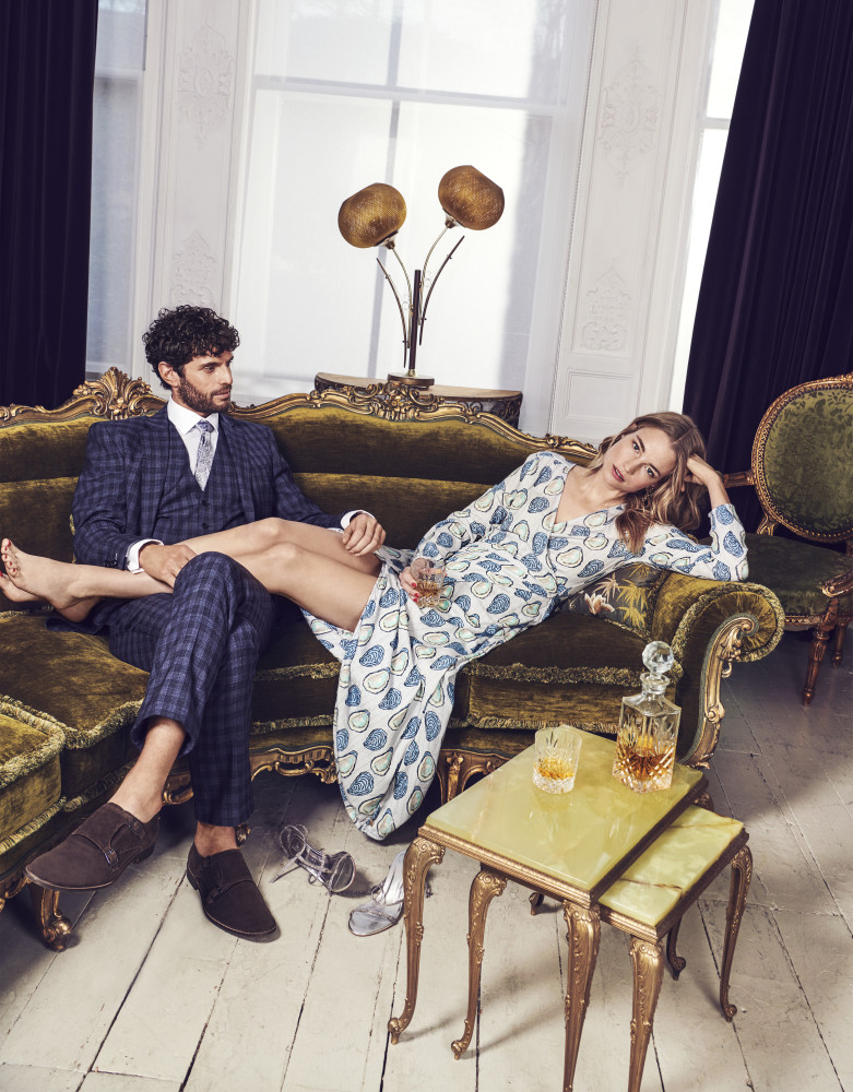 House Of Fraser Spring 2019- Jago
