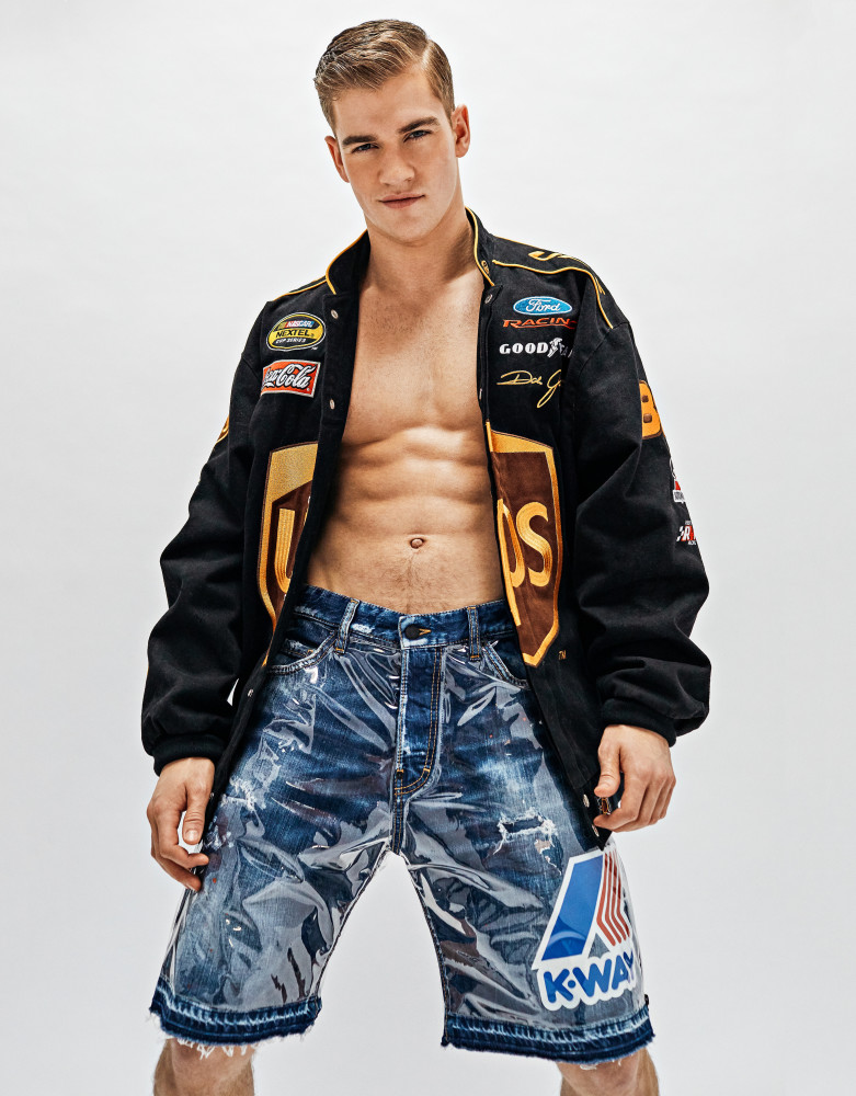Numero Homme Magazine- Matty Carrington