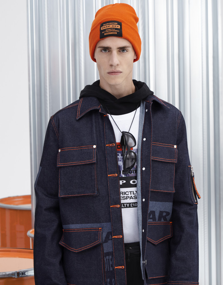 River Island X Blood Brother Lookbook- Oliver Strumvoll
