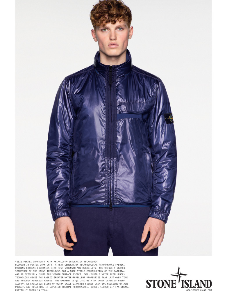 Stone Island SS18 Campaign- George G