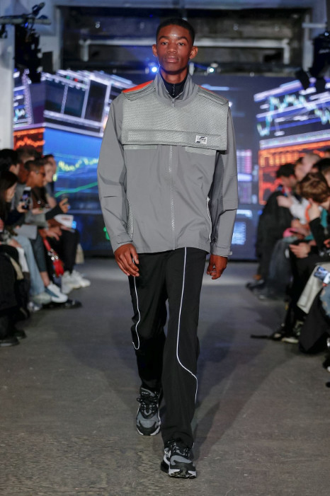 London Fashion Week SS20- C2H4 Show- Pear, Montell, Theo & Mael