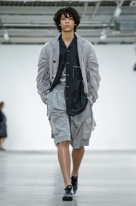 London Fashion Week SS20- MUNN Show- Jerome, Akeem, Amadou & Seb