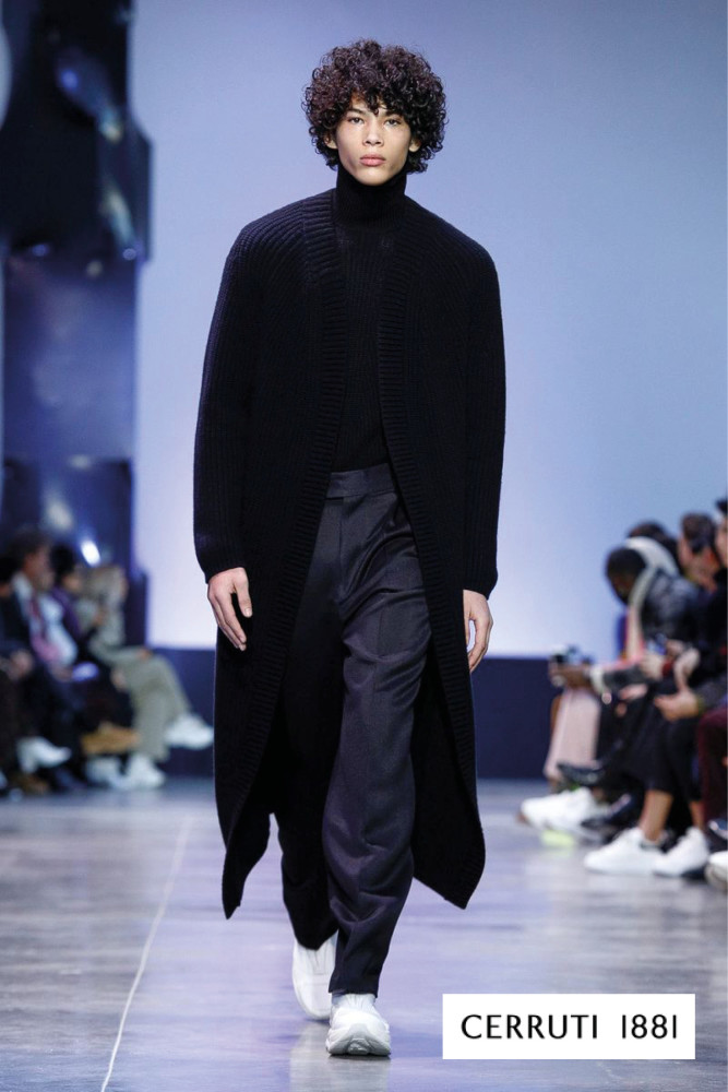 Paris Mens Fashion Week- Cerruti Show AW19