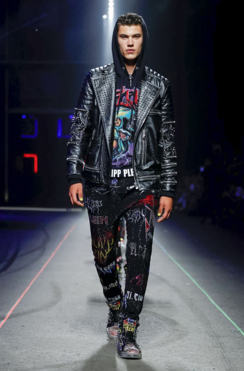 Milan Fashion Week SS20- Phillipp Plein- Finn