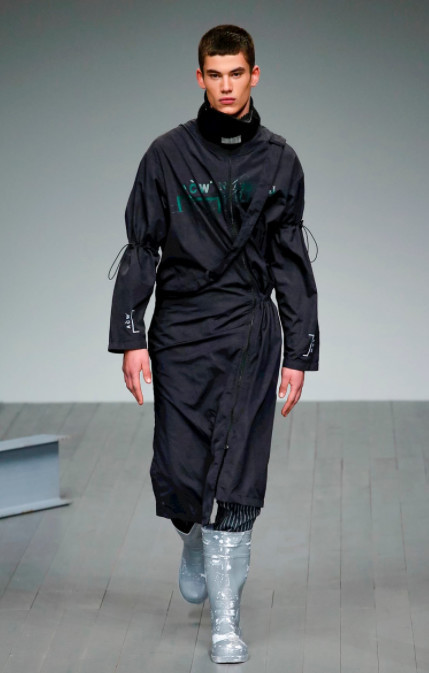 London Fashion Week Men's- A Cold Wall- Louis, Finn, Lancy & Montell
