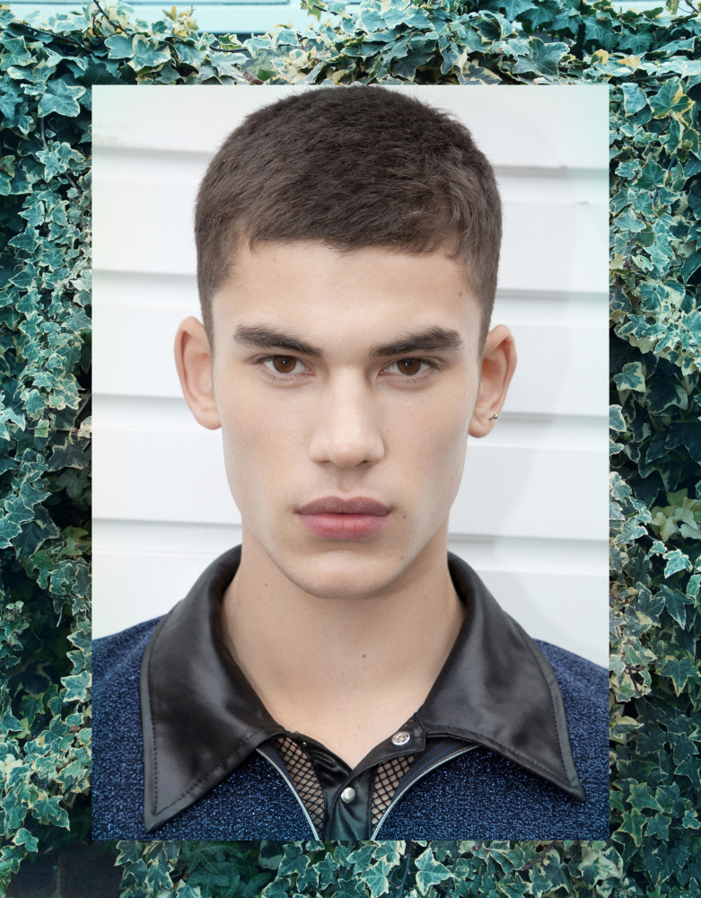 Models.Com- Model Of The Week- Finn Hayton