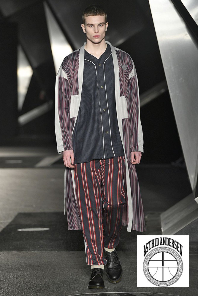 London Fashion Week Men- Astrid Anderson AW19