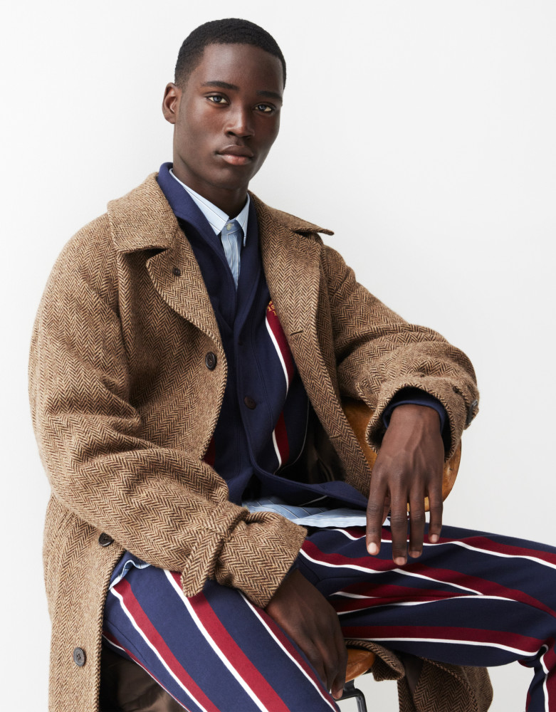 Mr Porter X Ralph Lauren Online- Edge