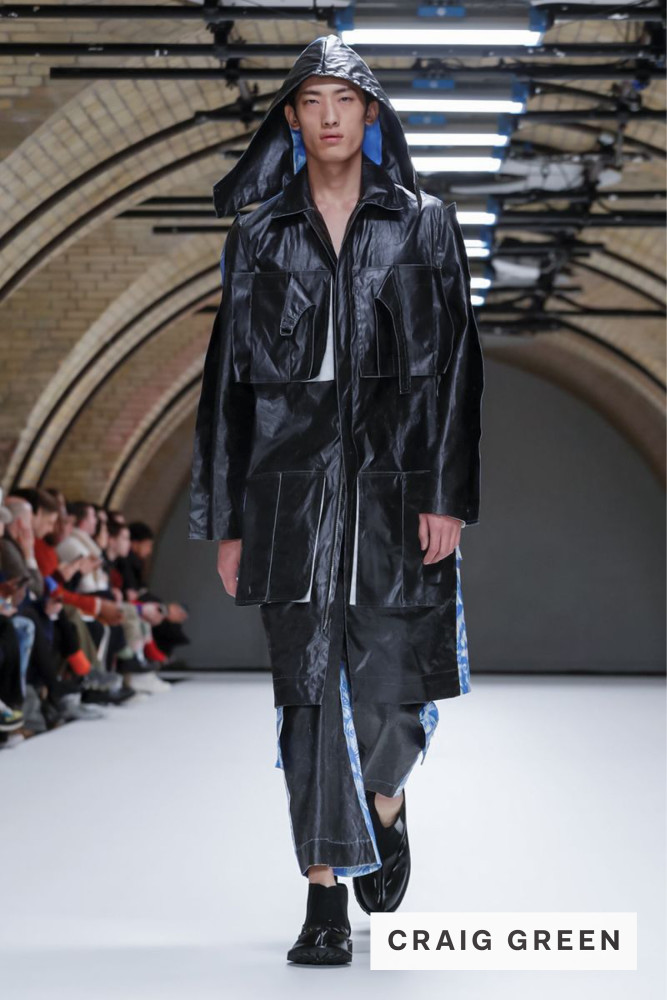 London Fashion Week Men- Craig Green AW19