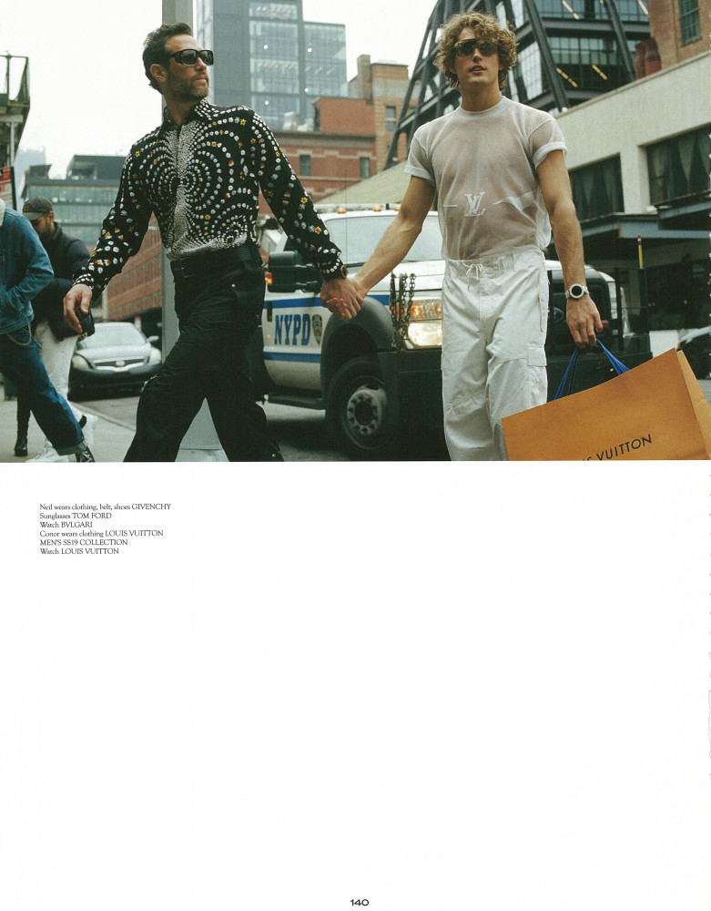 CR Men Fashion Book- Conor Fay