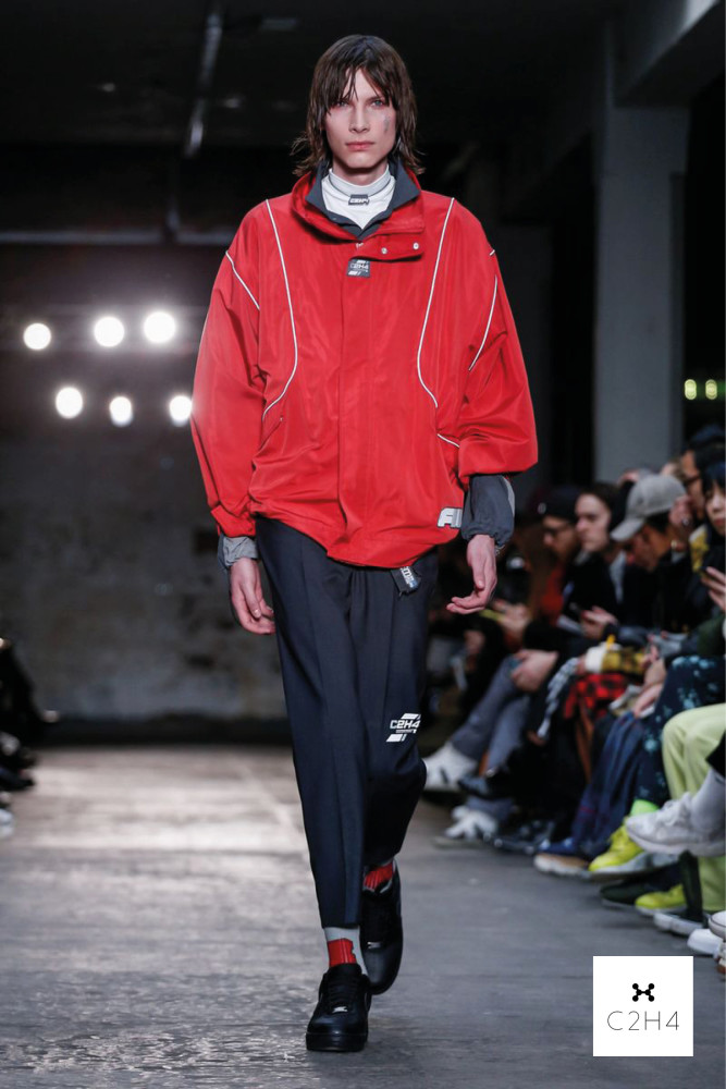 London Fashion Week Men- John Lawrence Sullivan AW19