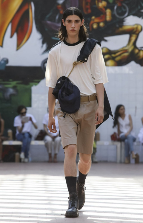 Milan Fashion Week SS20- Numero 00- Theo Cheron