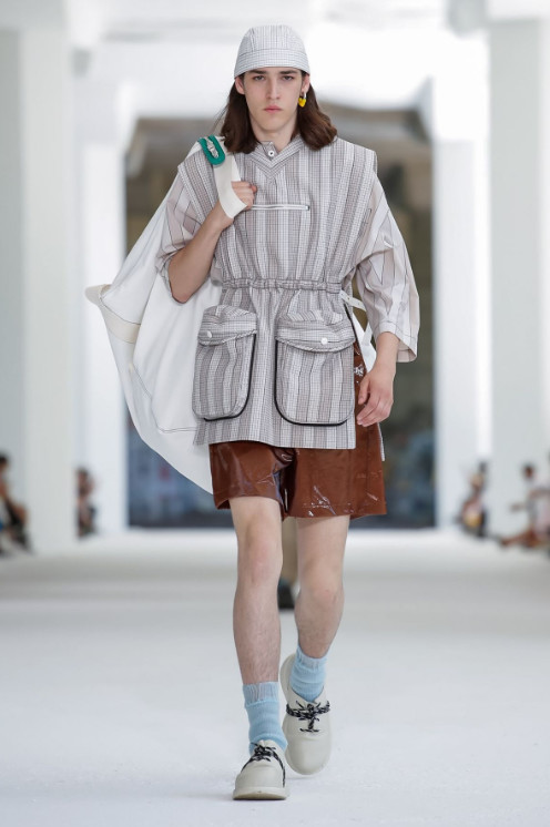 Milan Fashion Week SS20- Sunnei- Theo Cheron