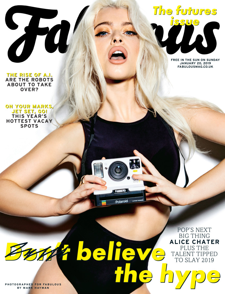 Fabulous - Alice Chater