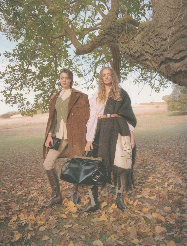 Jalouse Magazine - Moncrieffe Sisters