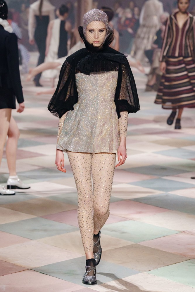 Spring 2019 Couture - Dior