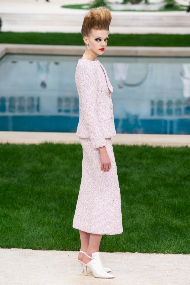 Spring 2019 Couture - Chanel