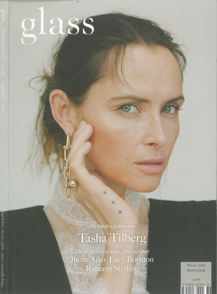 Glass Magazine - Tasha Tilberg