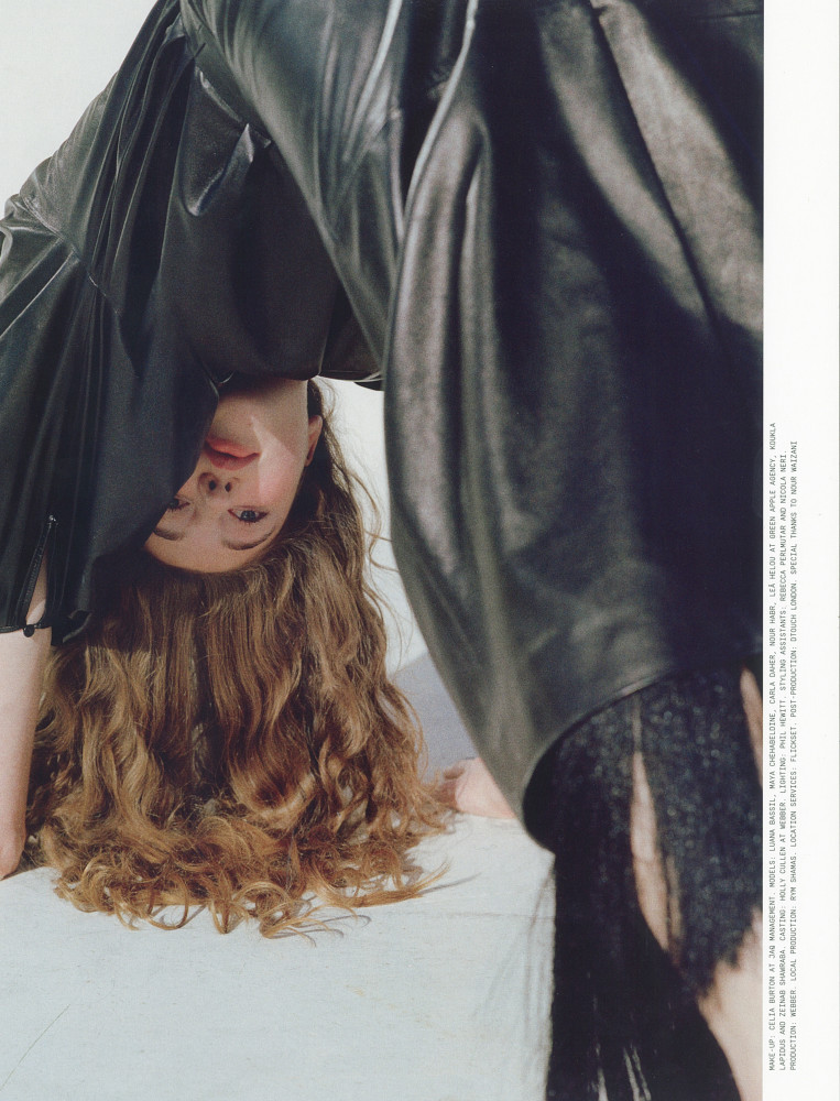 Another Magazine - Maeve Whalen